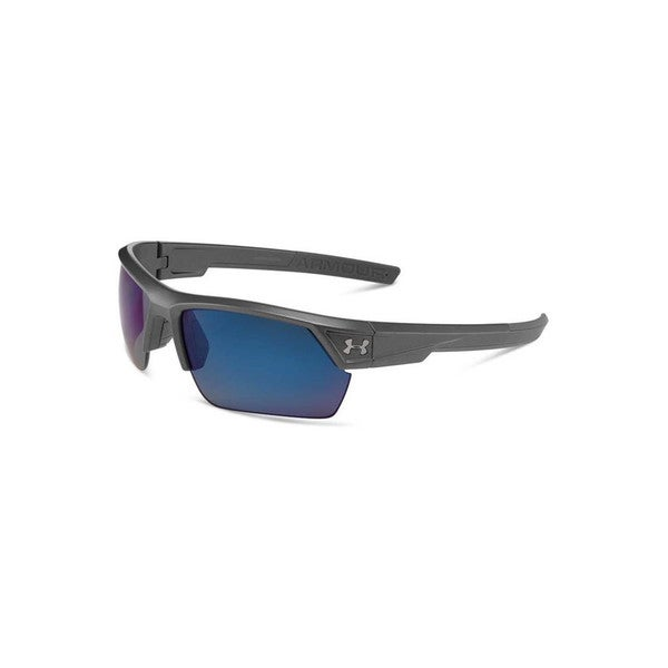 Under Armour Zone 2.0 Storm Shiny Carbon Sunglasses