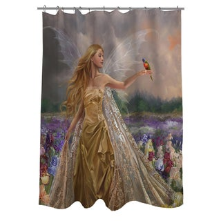 Thumbprintz Innocence Shower Curtain