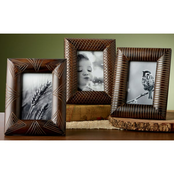 Bamboo Frames (Set of 3)