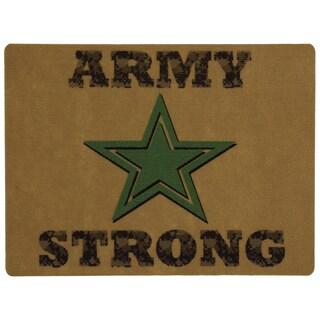 Outdoor Army Hero Doormat (1'6 x 2')