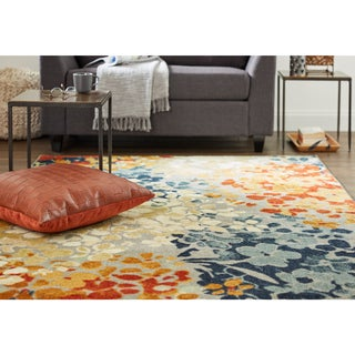 Mohawk Home New Wave Radiance Multi (5' x 7')