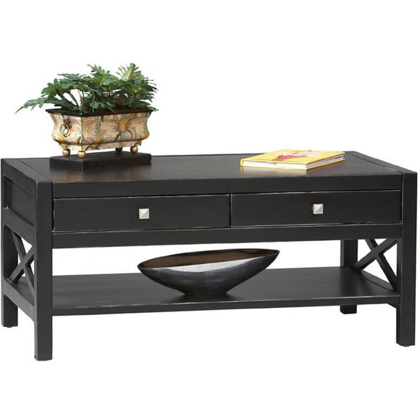 Linon Anna Collection Coffee Table
