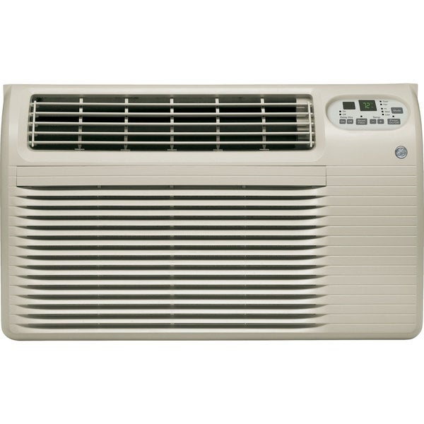 Ge ajcq12dcf wall air conditioner 16550406 overstock for 12000 btu window air conditioner 220v