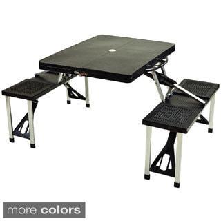 Plastic Picnic Table Set