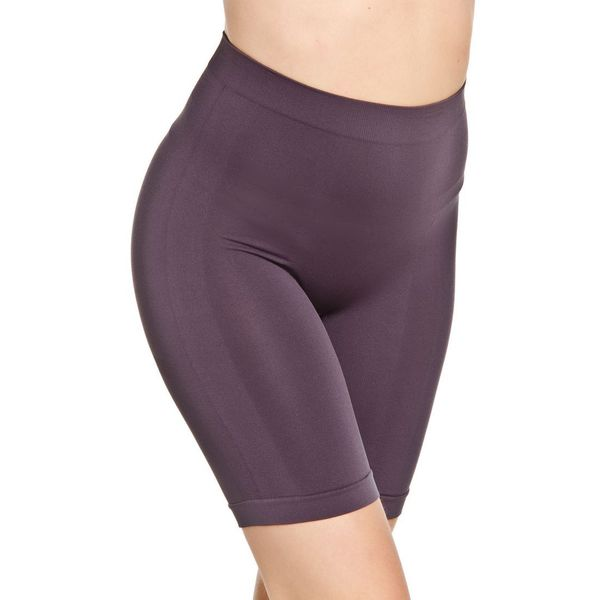 Hot Bottoms Women's Seamless Firm Control Boxer Shaper