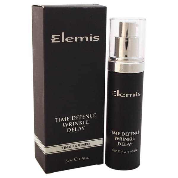 Elemis Men's Time Defence 1.7-ounce Wrinkle Delay