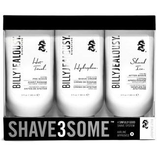 Billy Jealousy Shave3Some 3-piece Shave System