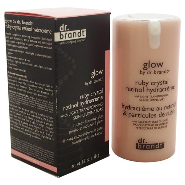 Dr. Brandt Glow Ruby Crystal Retinol 1.7-ounce Hydracrme