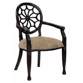 Charlotte Web-back Accent Chair