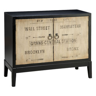 Station Accent Cabinet
