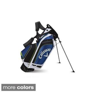 Callaway Golf Hyperlite 5-way Golf Stand Bag