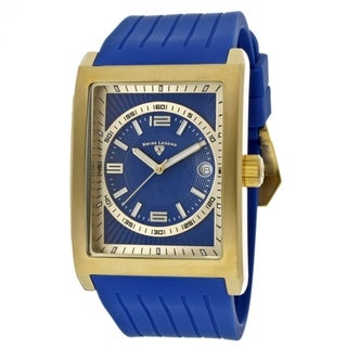 Swiss Legend Men's SL-40012-YG-03 Limousine Blue Watch