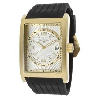 Swiss Legend Men's SL-40012-YG-02S Limousine Black Silicone Watch