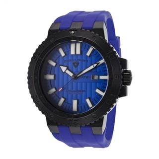 Swiss Legend Men's SL-10126-BB-01-BLA Challenger Blue Watch