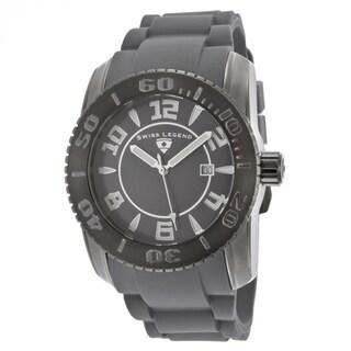 Swiss Legend Men's SL-20068-GM-014 Commander Grey Watch