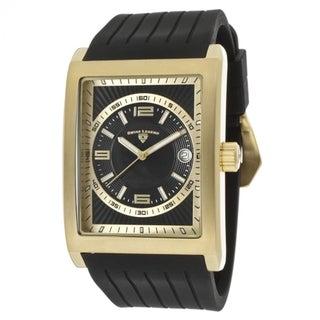 Swiss Legend Men's SL-40012-YG-01 Limousine Black Watch