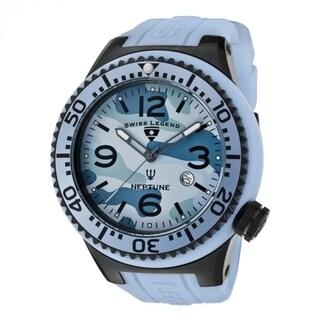 Swiss Legend Men's SL-11852C-BB-012 Neptune Blue Camo Watch