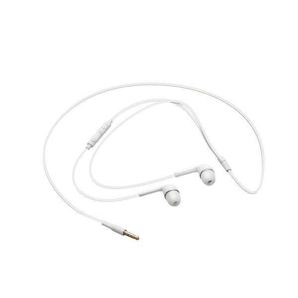 Samsung EOHS3303WE Wired Headset with Inline Mic for Samsung Galaxy S4/ S5