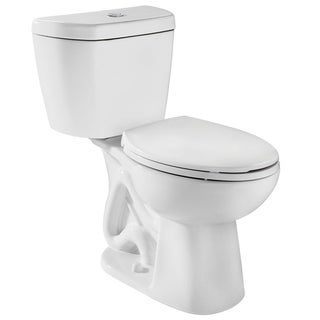 Niagara Stealth White 0.8 GPF Elongated Bowl and Tank Combo Toilet