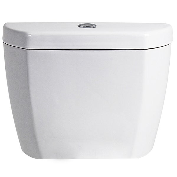 Niagara Stealth White 0.8 GPF Toilet Tank