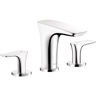 Hansgrohe Puravida Widespread Chrome Bathroom Faucet