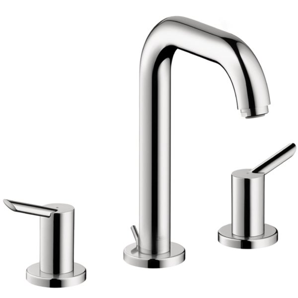 Hansgrohe Focus S Chrome Widespread Faucet