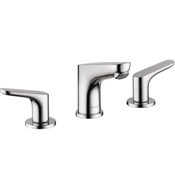 Hansgrohe Focus E Widespread Chrome Faucet