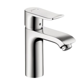 Hansgrohe Metris E Single Hole Chrome Faucet