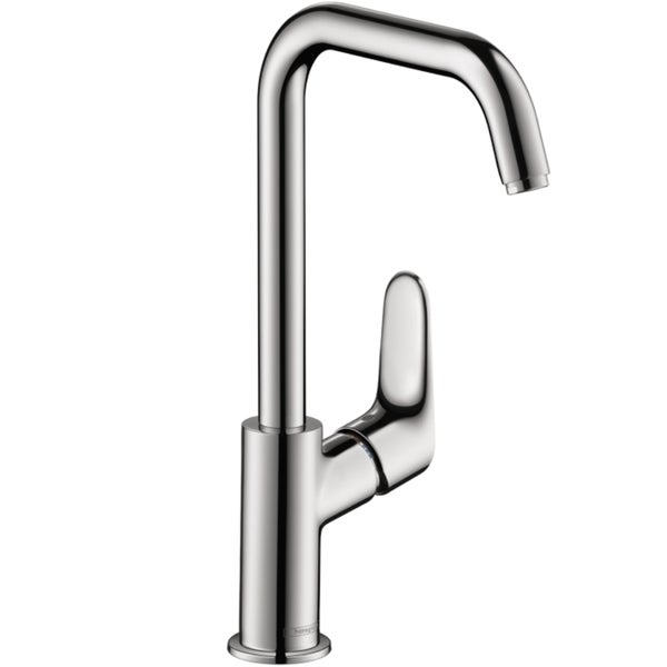 Hansgrohe Focus E Tall Single Hole Chrome Faucet