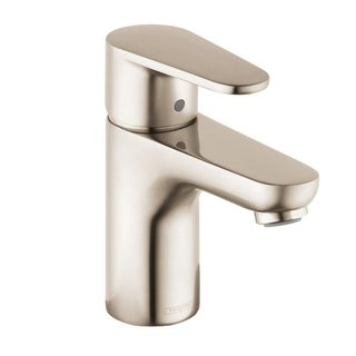 Hansgrohe Talis E Single Hole Brushed Nickel Faucet