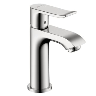 Hansgrohe Metris E Single Hole Chrome Faucet