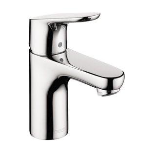 Hansgrohe Focus E 100 Single Hole Chrome Faucet