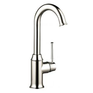 Hansgrohe Talis C Bar Polished Nickel Kitchen Faucet