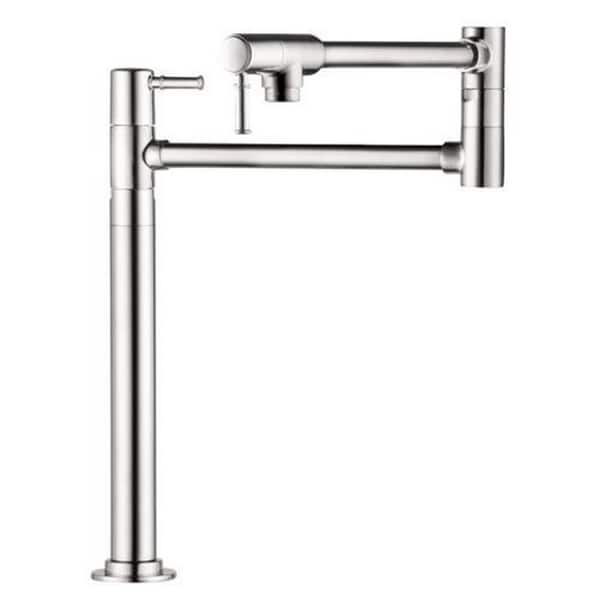 Hansgrohe Talis C Deck Mounted Chrome Pot-filler faucet
