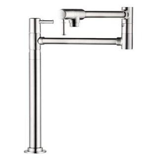 Hansgrohe Talis C Deck Mounted Chrome Pot-filler faucet