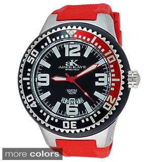 Adee Kaye Men's AK2230SS Yatch Collection Watch