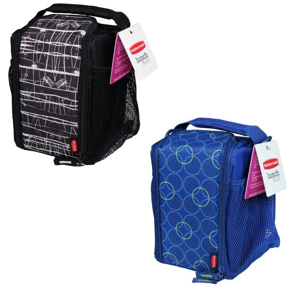 rubbermaid lunchblox lunch bag small 16551189 shopping big discounts on. Black Bedroom Furniture Sets. Home Design Ideas