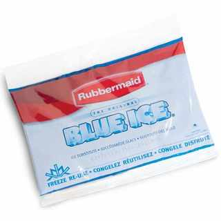 Rubbermaid Blue Ice Lunch Pack