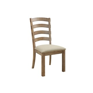 Solid Ash Ladderback Side Chair (Set of 2)
