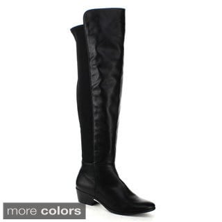 Refresh Women's 'Paco-05' Over-the-Knee Riding Boots