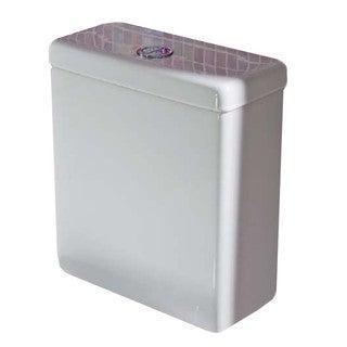 Caroma 814790W Adelaide Cube 270 Toilet Tank Only