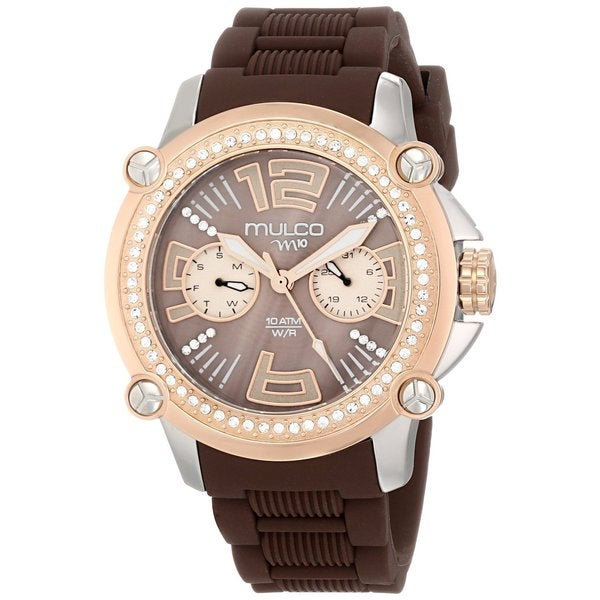 Mulco Women's 'M10' Stainless steel Watch