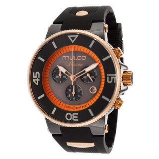 Mulco Women's 'Ilusion' Stainless steel Watch