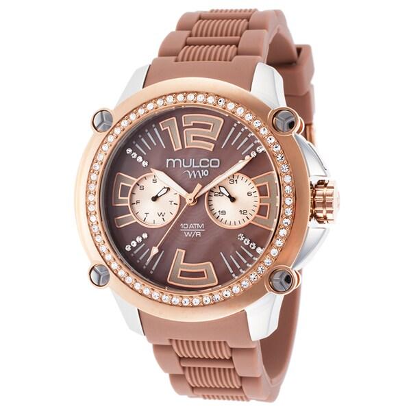 Mulco Women's 'M10' Stainless steel Watch