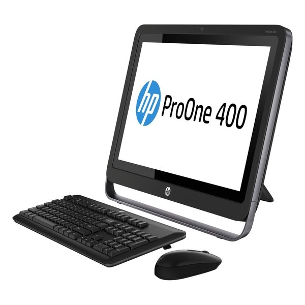 HP Business Desktop ProOne 400 G1 All-in-One Computer - Intel Pentium