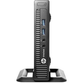 HP EliteDesk 800 G1 Desktop Computer - Intel Core i3 (4th Gen) i3-416