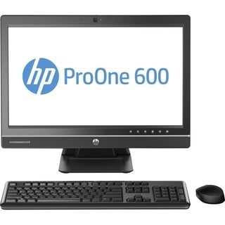 HP Business Desktop ProOne 600 G1 All-in-One Computer - Intel Core i3