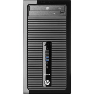HP Business Desktop ProDesk 400 G1 Desktop Computer - Intel Core i3 i