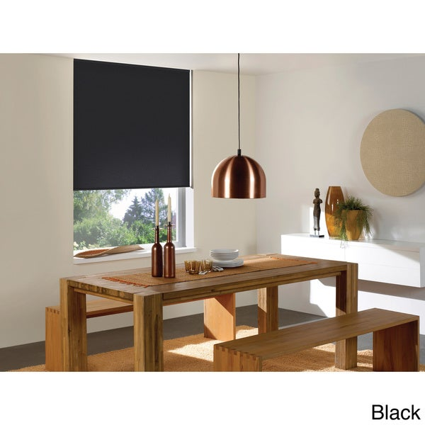 Blackout Cordless Roller Window Shade