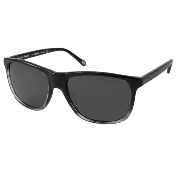 Fossil Men's Arnold Polarized/ Rectangular Sunglasses